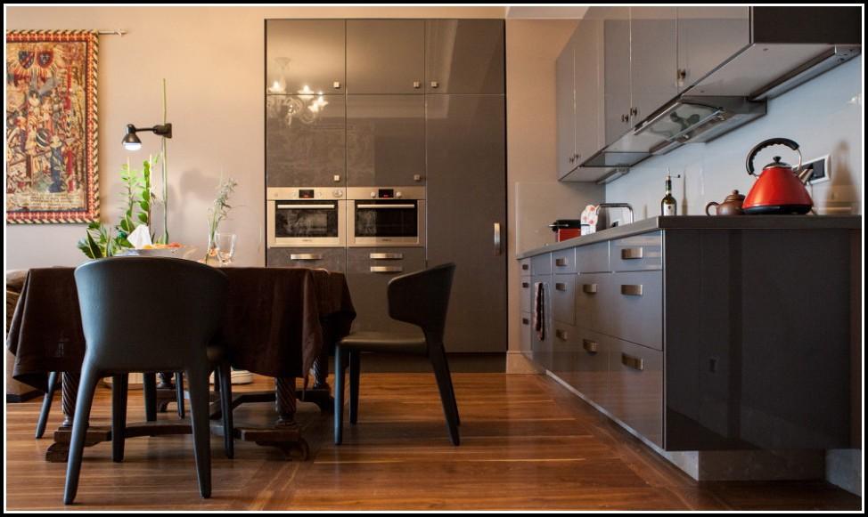 Glas Statt Fliesen In Der Küche
