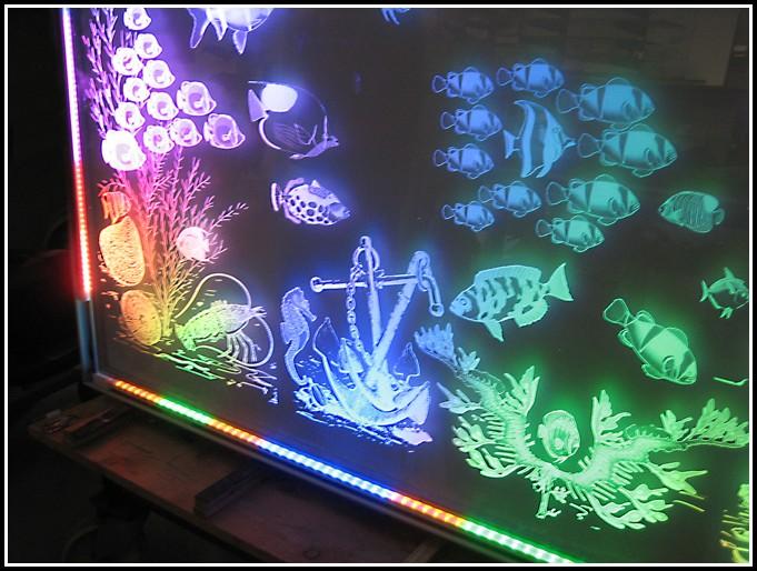 Glas Wasserkocher Mit Led Beleuchtung