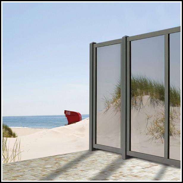 Glas Windschutz Für Terrasse Schweiz