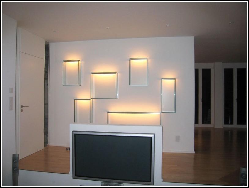 Glasregale Mit Led Beleuchtung