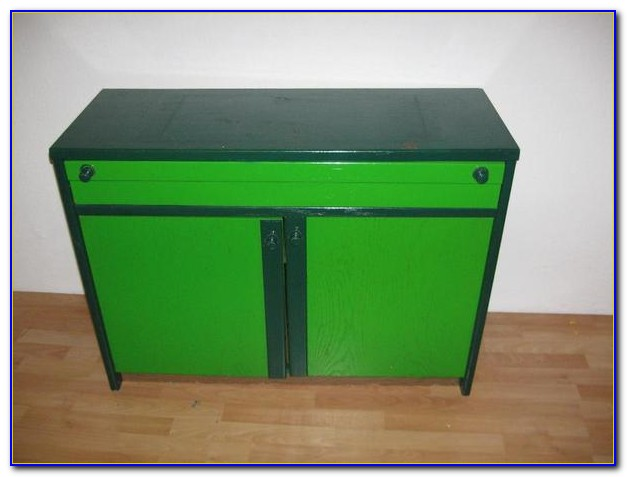Grüne Kommode Ikea