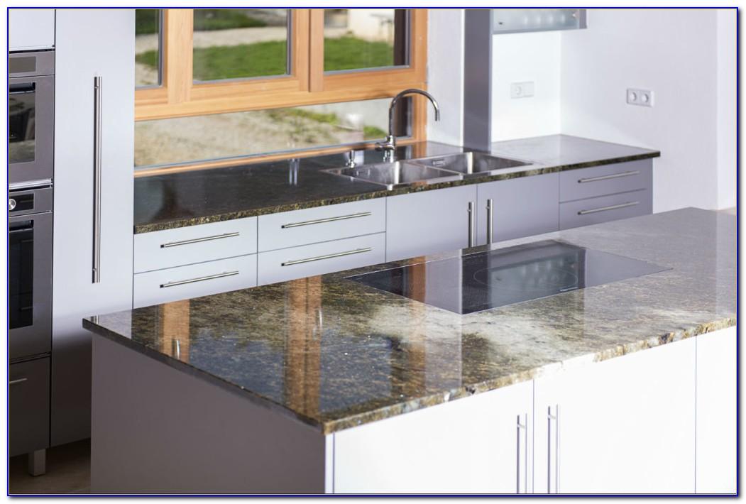 Granit Arbeitsplatte Küche Pflege