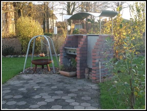 Grillplatz Garten Anlegen