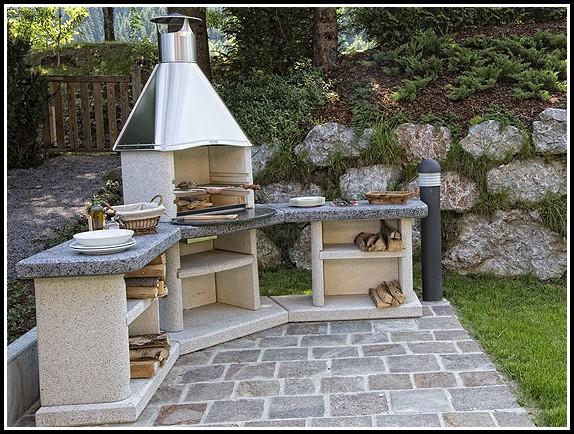 Grillplatz Im Garten Bauen