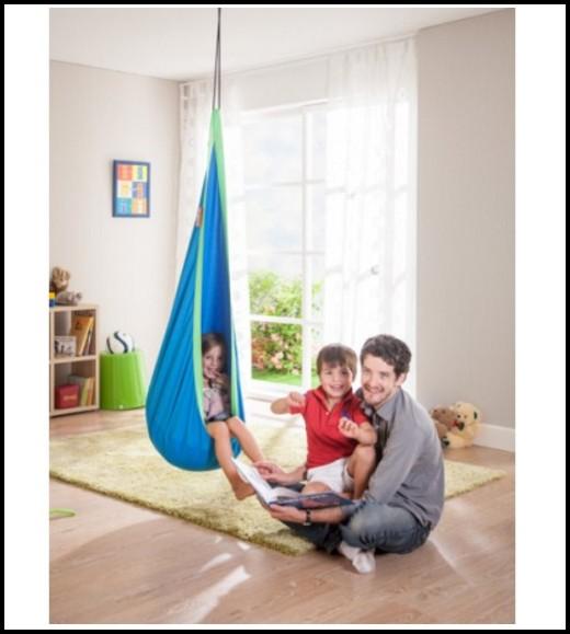 Hängematte Kinderzimmer Decke