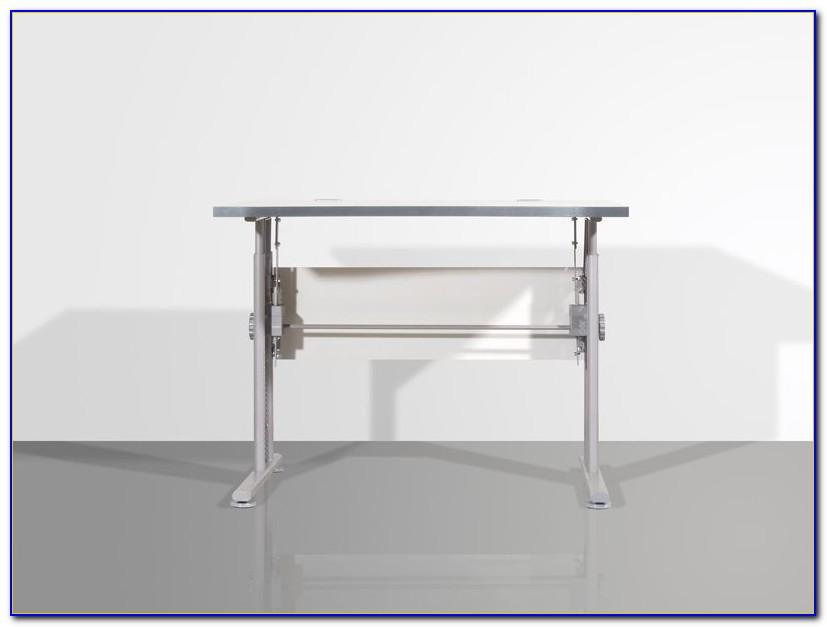 Höhenverstellbarer Schreibtisch 100 Cm