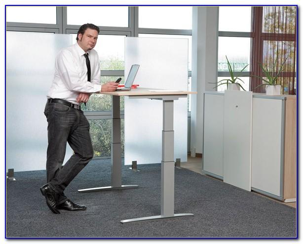 Höhenverstellbarer Schreibtisch Elektrisch König Neurath