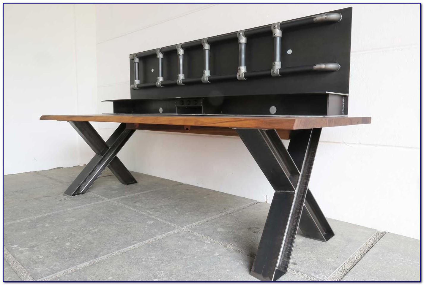 Höhenverstellbarer Schreibtisch Nach Maß