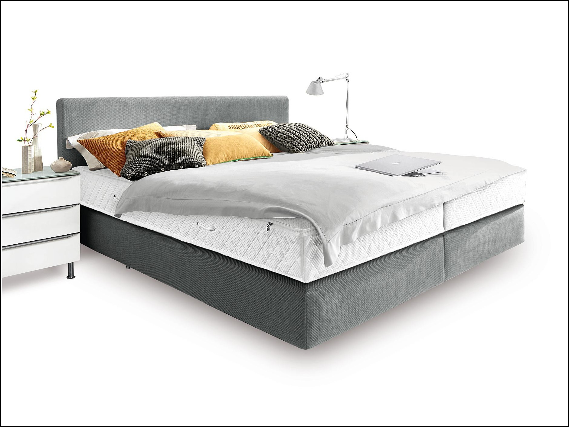 Hülsta Boxspring Bett Suite Design