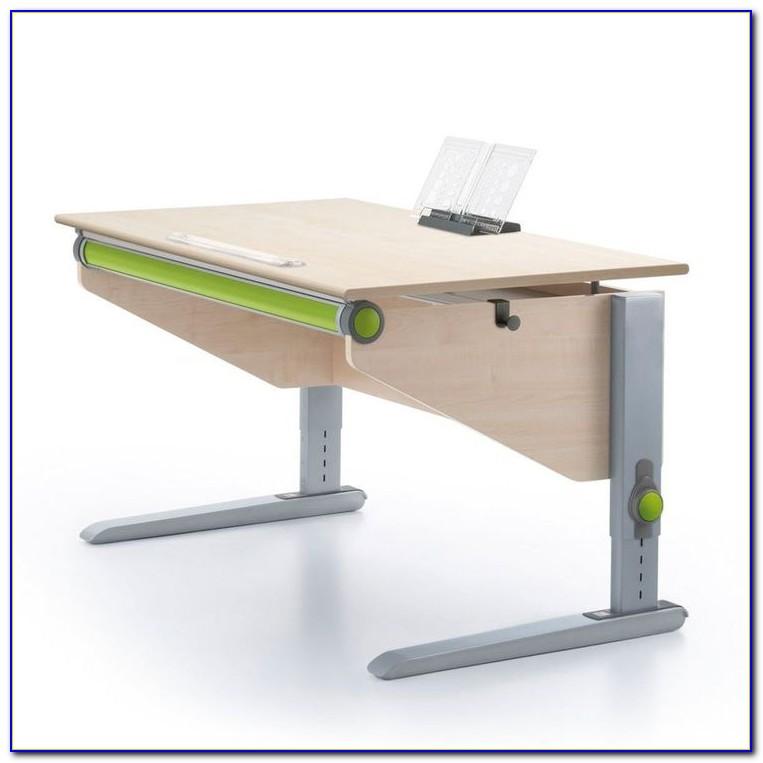 Hammerbacher Serie O Ergonomischer Schreibtisch Höhenverstellbar