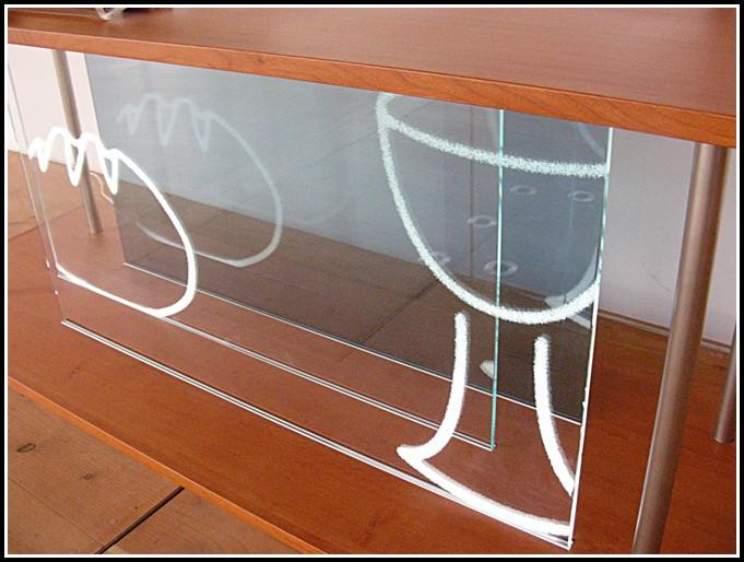 Hanseatic Glas Kaminhaube Mit Led Beleuchtung