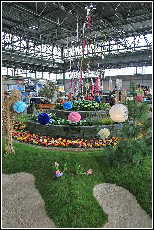 Haus Garten Freizeit Messe Leipzig 2015