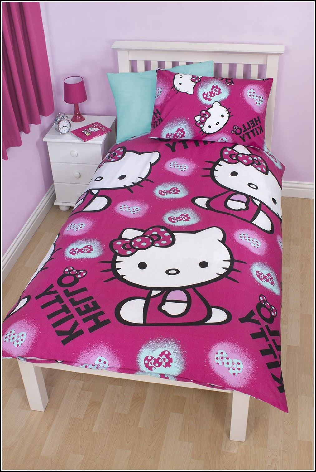 Hello Kitty Bettwäsche Lidl