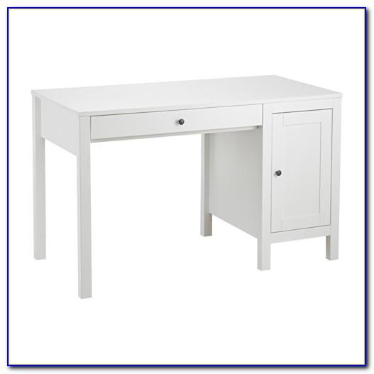 Hemnes Schreibtisch Mit Aufsatz Weiß