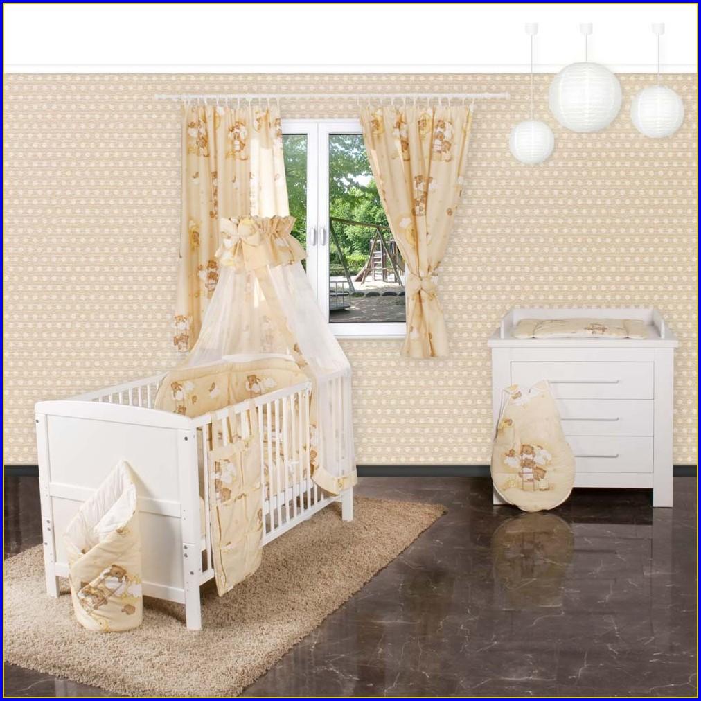 Himmelstange Babybett