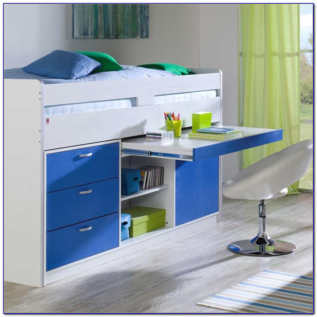 Hochbett Mit Schreibtisch Für Kinder