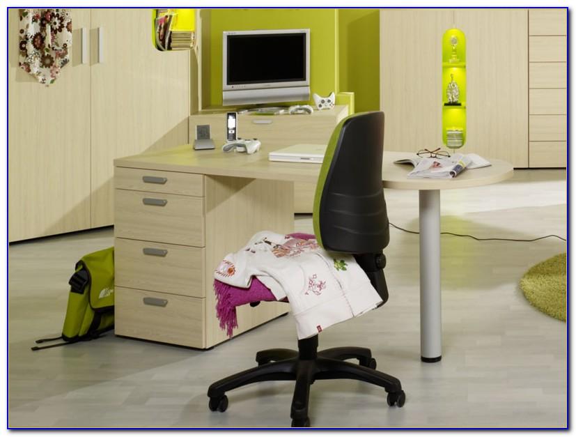 Hochbett Mit Schreibtisch Jugendzimmer