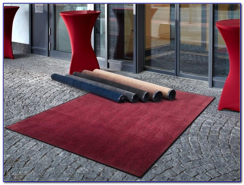 Hochflor Teppich Grau Meterware