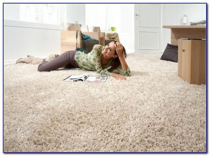 Hochflor Teppichboden Meterware