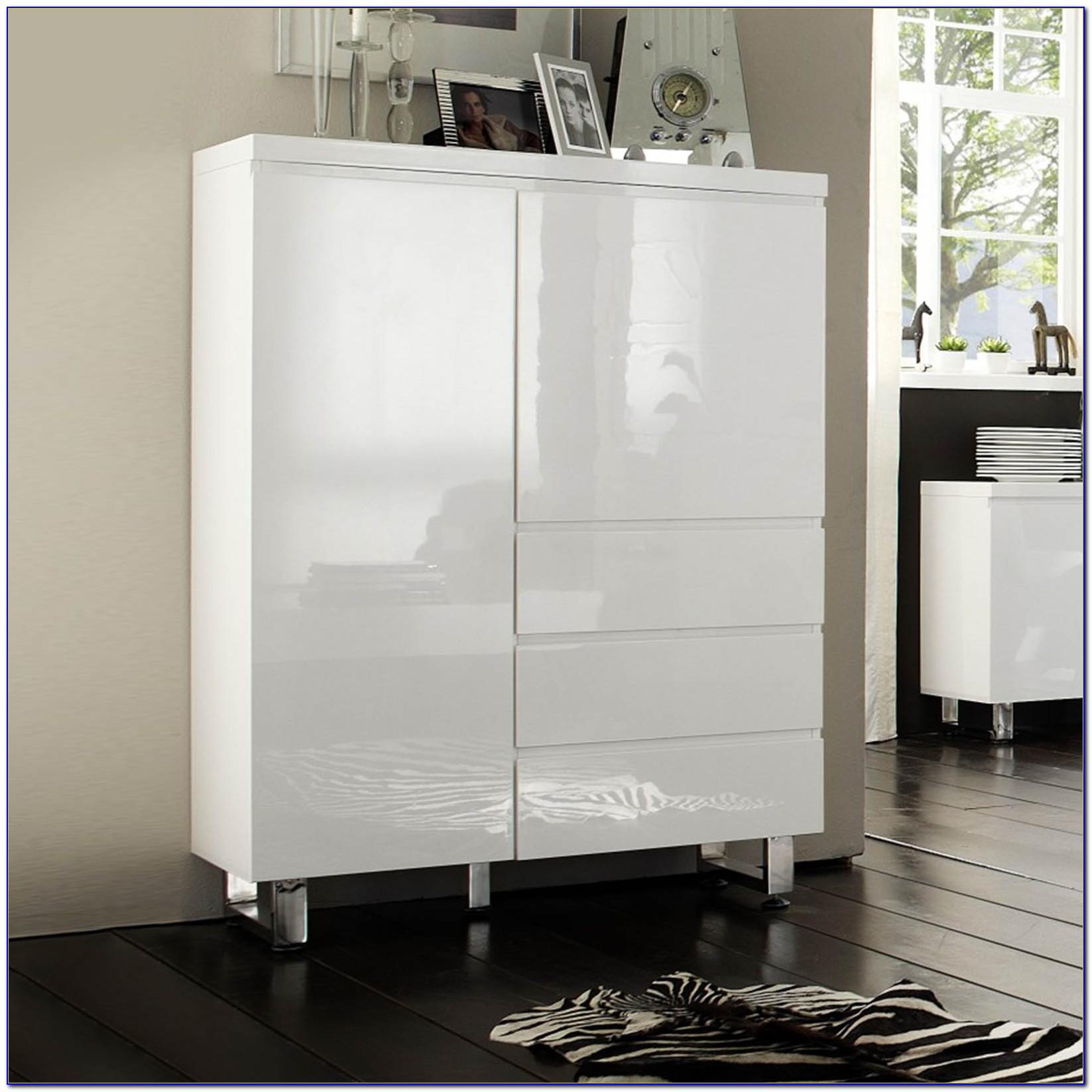 Hochglanz Kommode Weiß Ikea
