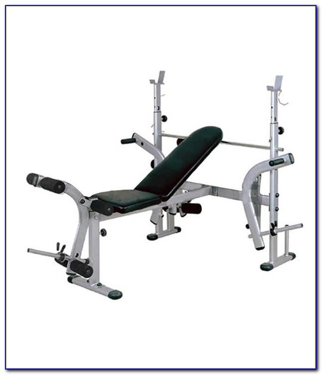 Hoist Weight Bench Leg Extension