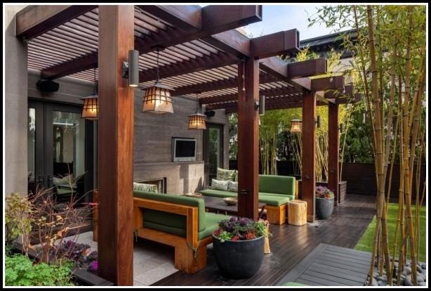 Holz Für Terrassenüberdachung