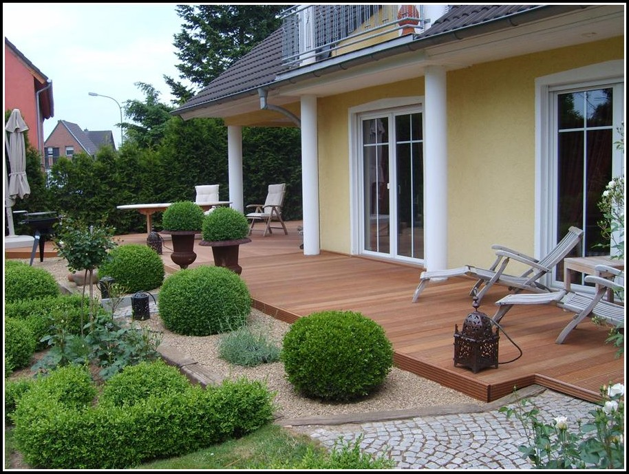 Holz Fr Terrasse