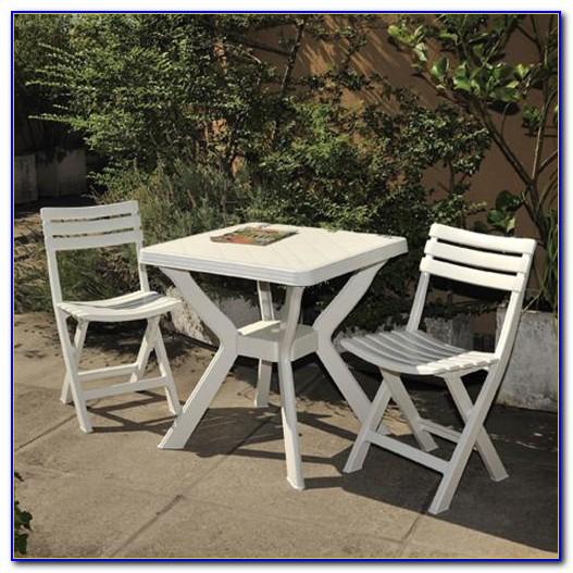 Holz Gartenmöbel Weiß Streichen