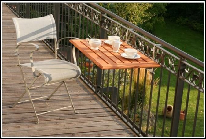 Holz Klapptisch Für Balkon