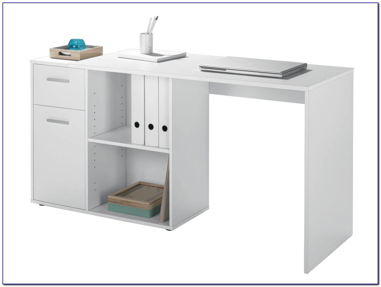 Holz Schreibtisch Weiß Lackieren