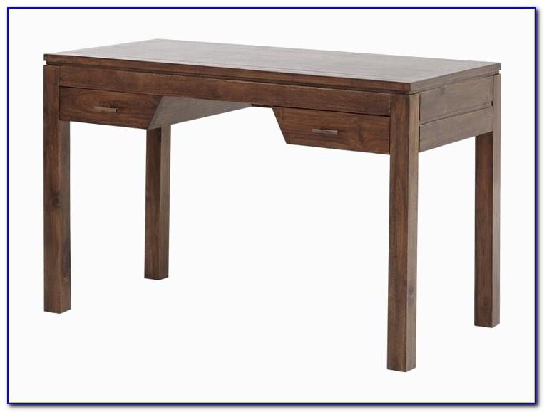 Holz Schreibtisch Weiß