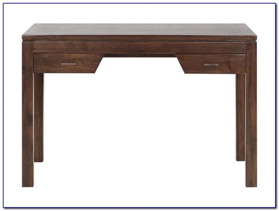 Holz Schreibtisch Zum Aufklappen