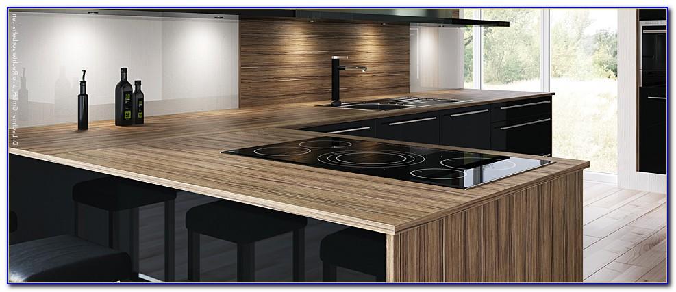Holzarbeitsplatten Küche