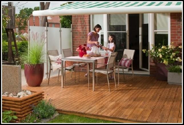 Holzgeländer Terrasse Selber Bauen