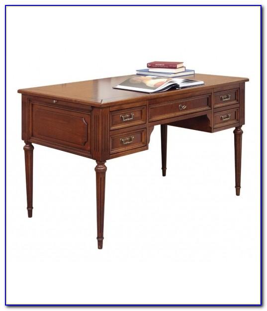 Holzplatte Schreibtisch