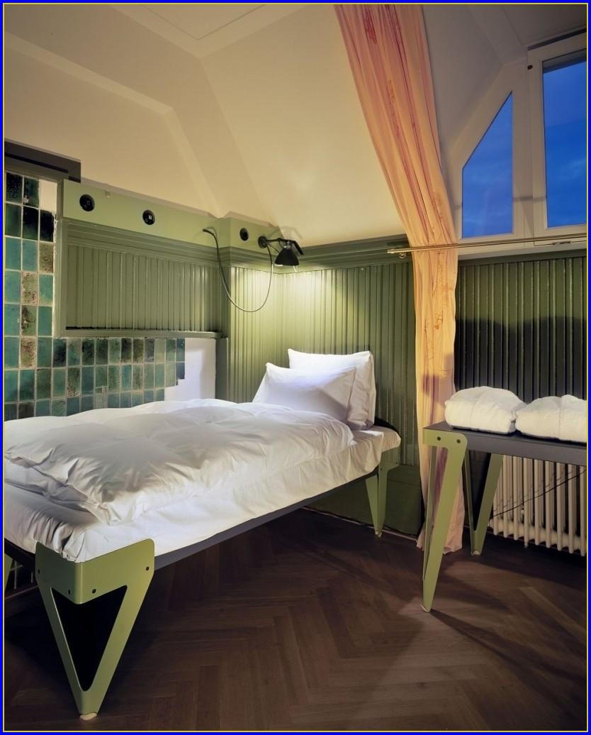 Hostel 3 Bett Zimmer Amsterdam