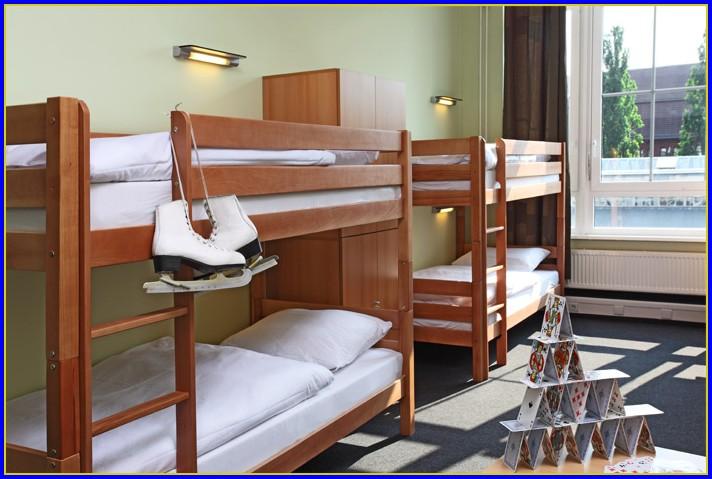 Hotel 4 Bett Zimmer Hamburg