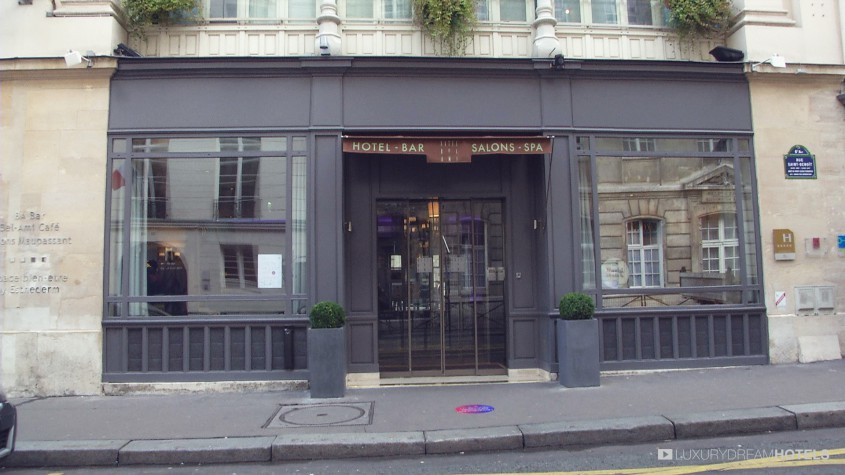 Hotel Bel Ami Paris France