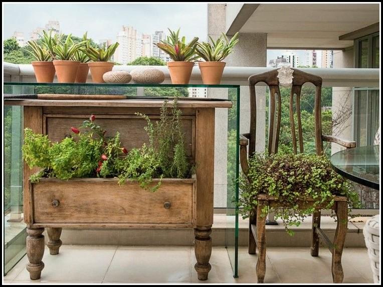Ideen Für Den Balkon Zum Selber Machen