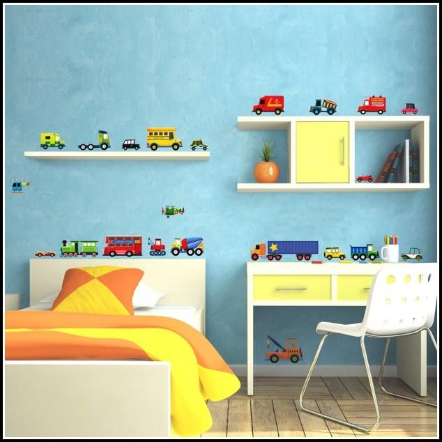 Ideen Wandgestaltung Kinderzimmer Junge