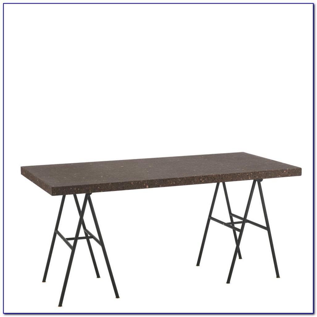 Ikea Besta Burs Schreibtisch Grau