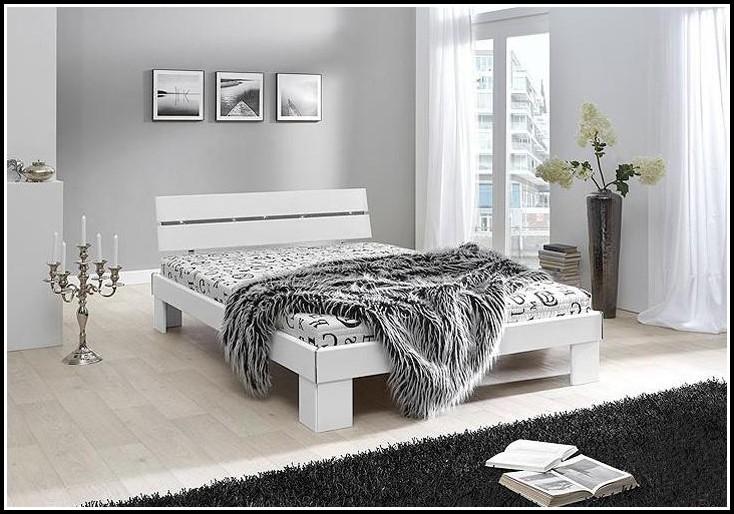 Ikea Bett 140 Weiß