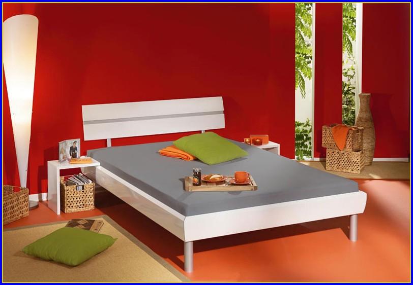 Ikea Bett 140 Weiss