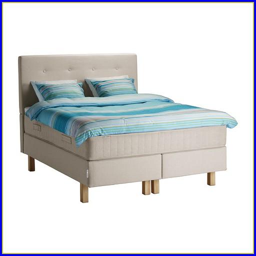 Ikea Bett 160×200 Braun