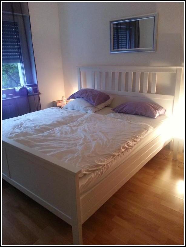 Ikea Bett 180×200 Hemnes