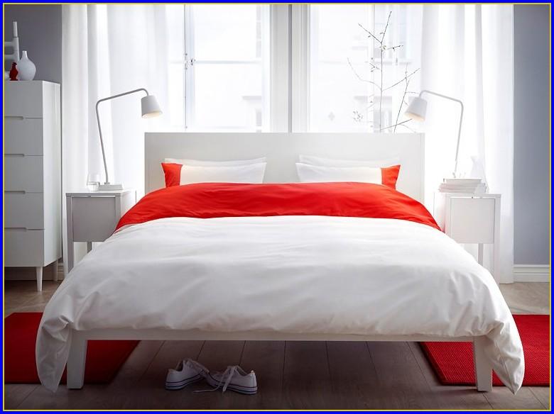 Ikea Bett 220 Cm