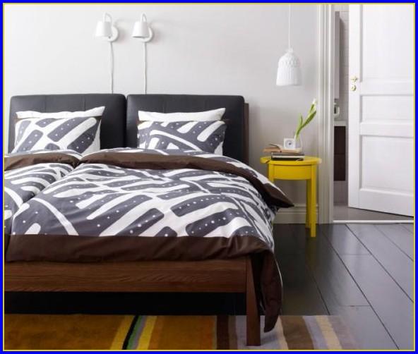 Ikea Bett Holzgestell
