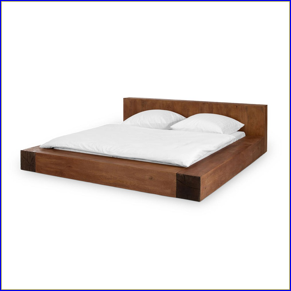Ikea Bett Malm 140×200 Birke