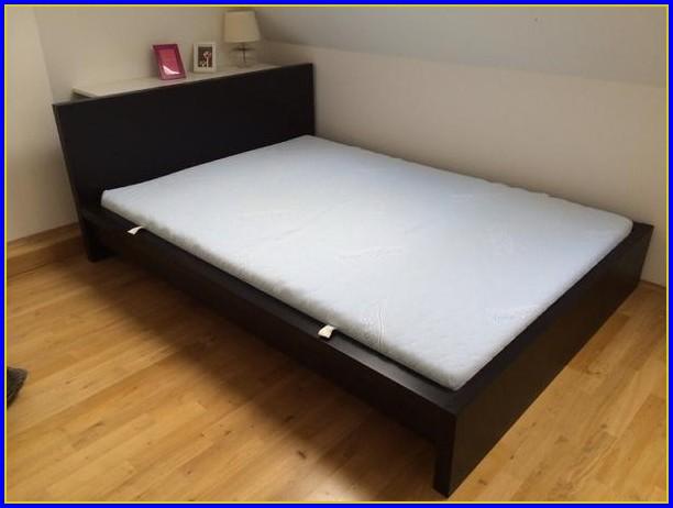 Ikea Bett Malm Weiß 180