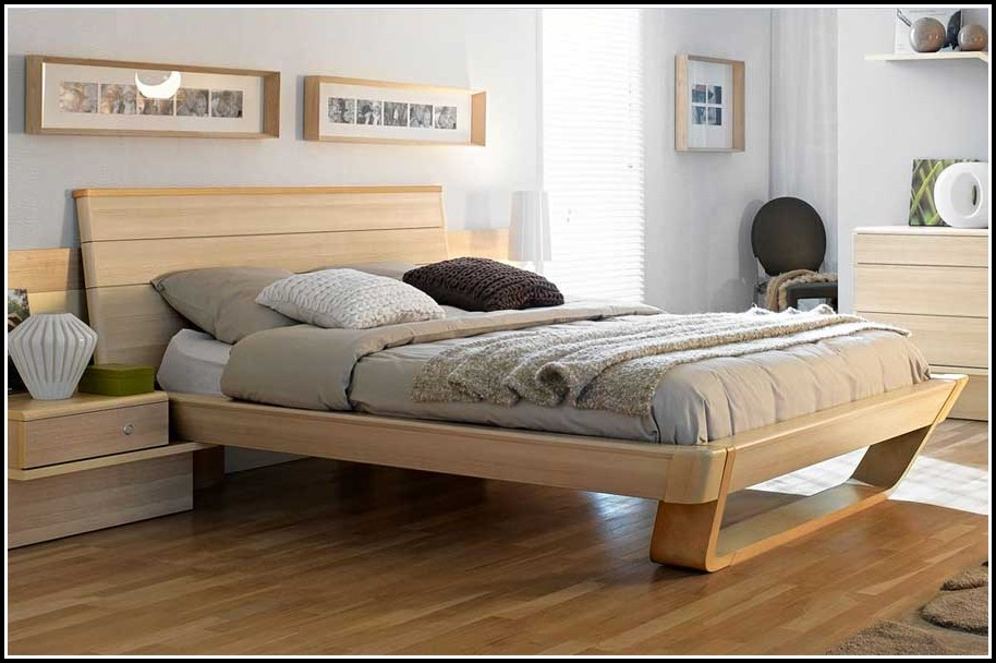 Ikea Bett Mit Kopfteil